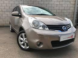 nissan note 2010 used nissan note 2010 for sale motors co uk