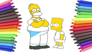 the simpsons best coloring pages full episodes the simpsons new