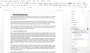 how to fix multilevel list in word ms word know how