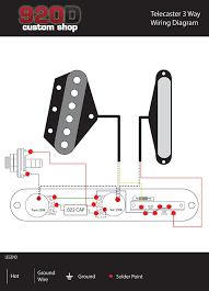 amazon com fender telecaster loaded 3 way control plate cts pots
