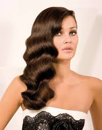 finger waves hairstyles classic finger wave haircut for women