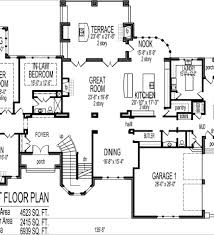 one story country house plans one story country house large one story house plans 2 story