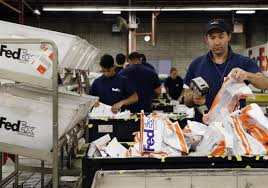 fedex delivery thanksgiving fedex expects record holiday season shipments pittsburgh post