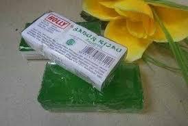 Sabun Ijo jual sabun hijau batangan 100g e1no5