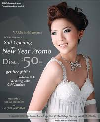 wedding dress jakarta murah varia bridal photography promo business information