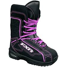 womens snowmobile boots canada s youth fxr cold cross snowmobile boots 219513