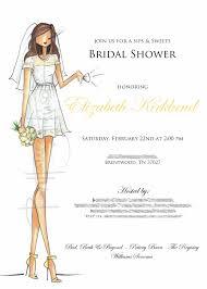 custom bridal shower invitations fuson custom bridal shower invitations