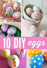 Decorate Easter Eggs Best 25 Decorating Easter Eggs Ideas On Pinterest Easter Egg