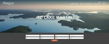 lake martin realty unveils new website