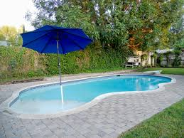 small inground pools pool with diving board the beach entry is