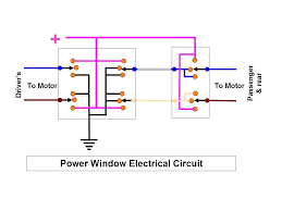 wiring diagram power window switch afif