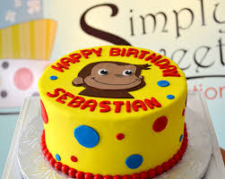curious george cakes curious george cake a photo on flickriver
