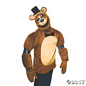 Freddy Halloween Costumes Nights Freddy U0027s Halloween Costumes Orientaltrading