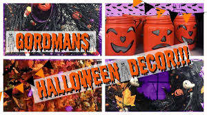 2017 gordmans halloween decor halloween happy youtube