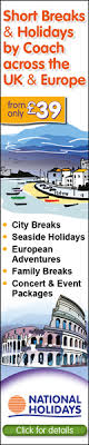 national holidays european coach holidays holidays tours by