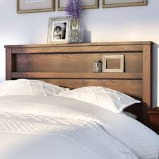 Bookcase Headboard King Bookcase King Headboards You U0027ll Love Wayfair