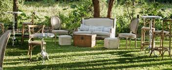 Opulent Events Garden Furniture Hire Interior Design