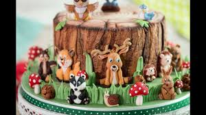 karen davies sugarcraft cake decorating moulds molds woodland