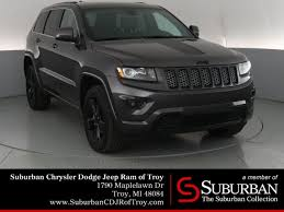 jeep altitude for sale used 2015 jeep grand altitude for sale in troy mi vin