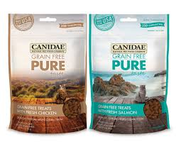 canidae natural pet food company announces new treats for cats