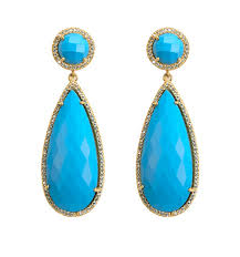 turquoise drop earrings turquoise drop earrings susan hanover designs