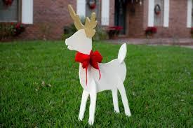 Yard Deer Decorations Home Decorating Ideas