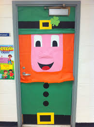 thanksgiving classroom door decorations st patrick u0027s day classroom door i like it without the