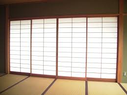 traditional japanese interior a traditional japanese sliding doors living room interior image of