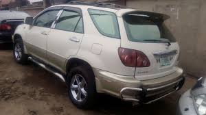 lexus rx300 model 2003 extremely clean registered lexus rx300 2000 model accident free