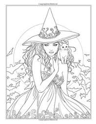 amazon magic minis pocket sized fairy fantasy art coloring