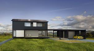 amazing small sustainable homes plans showcasing modern concrete