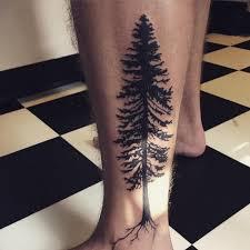 tree designs on leg creativefan