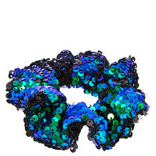 hair scrunchie mermaid sequin hair scrunchie s