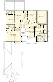 Floor Plans With Two Master Bedrooms Two Master Suites 23470jd Architectural Designs House Plans