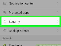 virus protection android how to scan android apps for viruses with pictures