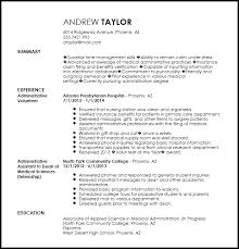 free entry level clerical officer resume template resumenow