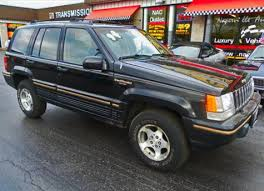 94 jeep grand 2995 jeep grand limited 94 in illinois cheap cars
