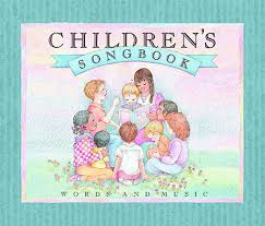 children s songbook words and deseret book