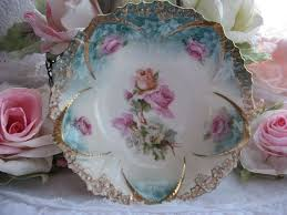 rs prussia bowl roses 141 best coll porcelain china antiques images on