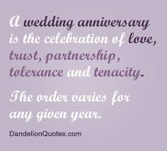 wedding quotes for a wedding anniversary is the celebration of trust