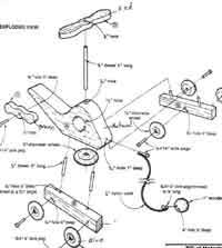 Free Plans Woodworking Toys by Over 100 Free Wooden Toy Woodcraft Plans At Allcrafts Net