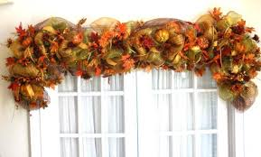 autumn garland by southern charm wreaths trendy tree