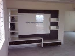 Interior Design For Tv Unit Magnificent Living Room Tv Unit Latest Design Images Hd With