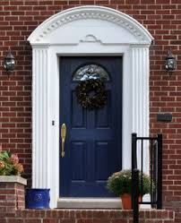 the thrifty home 86th penny pinching party door color