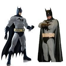 Aliexpress Buy Batman Costume Mens Halloween Costumes