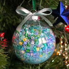 no fuse bead ornaments perler