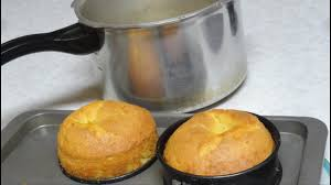 how to bake cake in pressure cooker video recipe by bhavna youtube