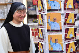 catholic gift stores pope francis gives catholic gift stores for business boom
