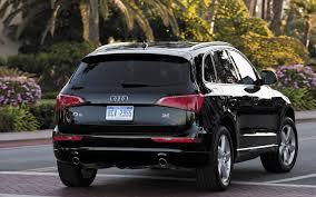 Audi Q5 Black - 2010 audi q5 wallpaper hd car wallpapers