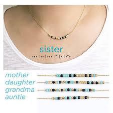 morse code necklace personalized matoto jewelry on wanelo